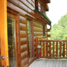 Front Deck, Upper Level