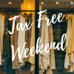 It's Tax Free Weekend in Tennessee